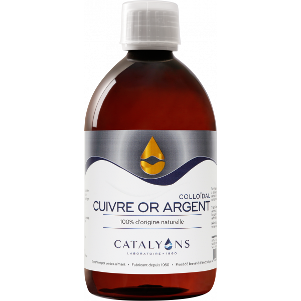CUIVRE-OR-ARGENT